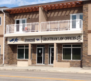 Grantham Law Offices Front